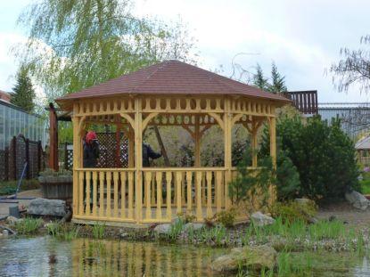 Jak na montáž zahradního altánu