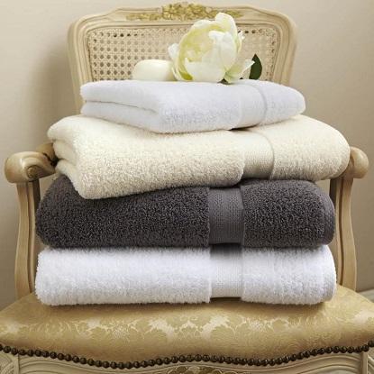 Anglické království bavlněných ručníků a županů