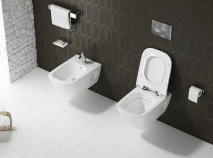 Geniální čistota s WC Rimfree®