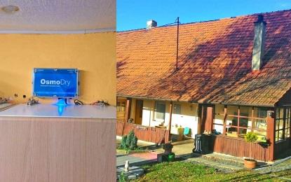 Češi bojují s vlhkými domy. Vlhkost může za vznik plísně a alergií