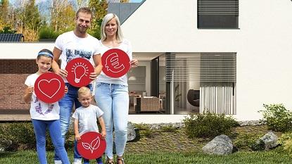 Pozor, pozor, hledáme rodinu proprvní dům zprojektu e4 vČR!