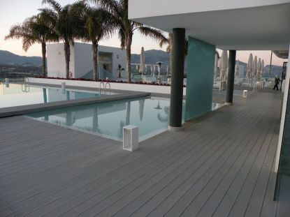 Silvadec® - bezúdržbové řešení nejen pro terasové plochy