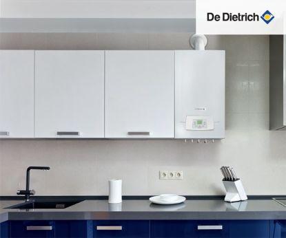 Nová ekonomická řada kondenzačních kotlů DeDietrich