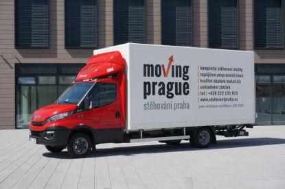 5 věcí, které by měl mít každý stěhovací vůz