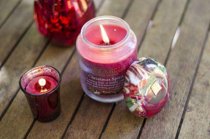 Jak na zimní splíny? Obklopte se světlem a vůní svíček Heart & Home