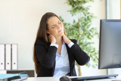 Zbavte se bolesti zad ze sezení v kanceláři