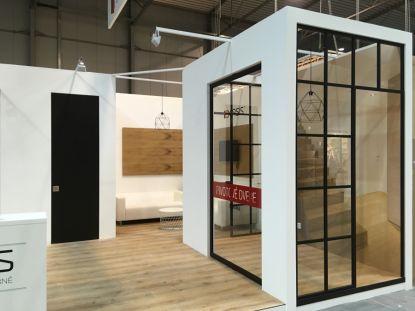 Společnost Dorsis na veletrhu For Arch představila dvě interiérové novinky