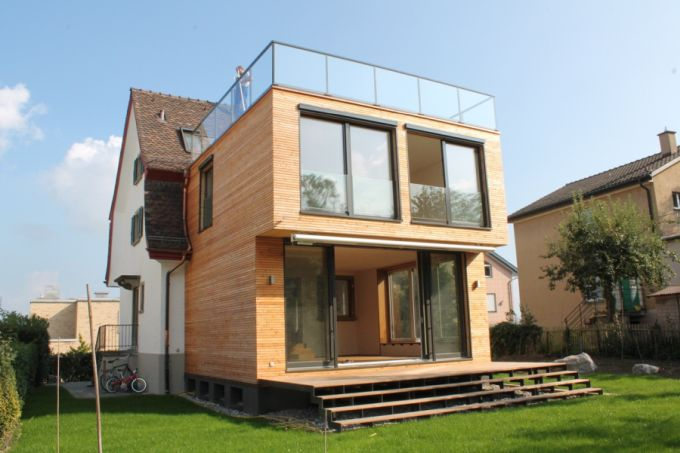 Kilchberg - Prana House, atelier Camarassy