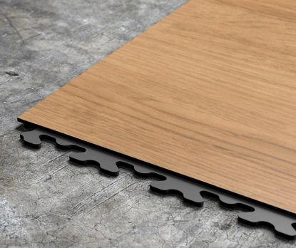 Plastová podlaha - vinylové dlaždice Fortelock