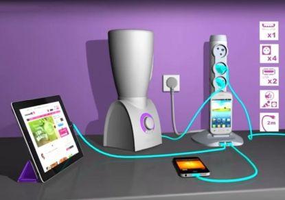 Vyhrajte prodlužovací sloupek s možností nabíjení mobilů od Legrand