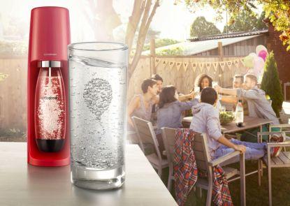 Soutěžte o nový výrobník perlivé vody SodaStream SPIRIT