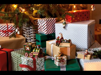 Vánoční kolekce Villeroy & Boch pro skutečně slavnostní atmosféru