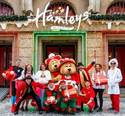 TOP 10 letošních Vánoc z Hamleys
