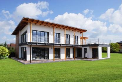 Zdravé bydlení v moderní dřevostavbě