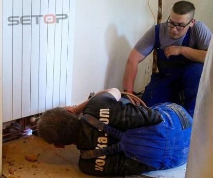 Realizace: Efektivní vytápění rodinného domu