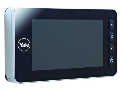 Digitální dveřní kukátko Yale - více pohodlí a bezpečí