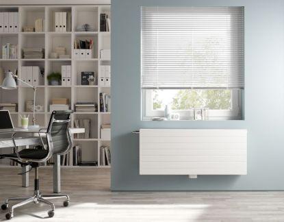 Deskový radiátor therm-x2 Line - atraktivní, kvalitní design s úspornou technologií