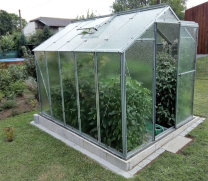 Uvažujete o skleníku? Je nejvyšší čas se rozhodnout