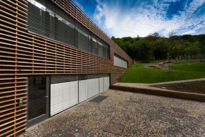 Pasivním domem roku 2017 je vzdělávací centrum Otevřená zahrada