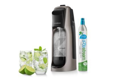 Soutěž o výrobník domácí perlivé vody z limitované edice SodaStream JET PREMIUM