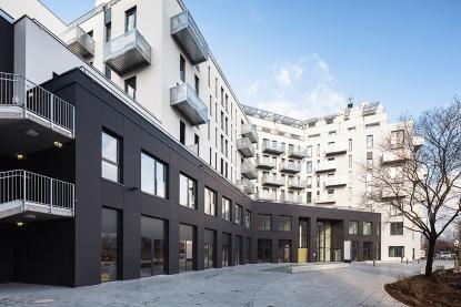 Rezidenční výstavba: DELTA se pyšní úspěchy na poli bytové výstavby