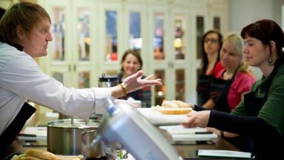 Povyšte vaření na gurmánský zážitek se Sage Academy