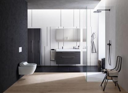 Geberit AquaClean Tuma - Všestranná toaleta s výhodami bidetu