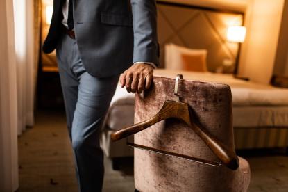 Luxusní šatní ramínka Mekko v roli spolehlivých společníků pro vaše oblečení