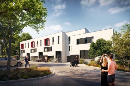 V pražském Braníku vzniká bytový projekt Chytrého bydlení