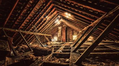 Kudy utíká teplo z domu a proč je tak výhodné izolovat strop?