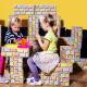 Vánoční tip: Obří stavebnice Cihličky pro dětičky