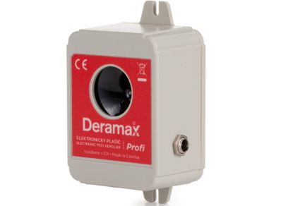 Soutěž o plašič škůdců Deramax®