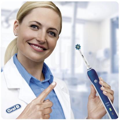 Soutěž o elektrické kartáčky na zuby Oral-B