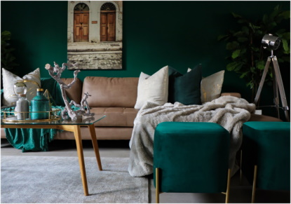 Jak na osobitý interiér? Spojte staré s novým