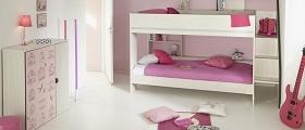 Snadné a funkční řešení malého dětského pokoje pro více dětí