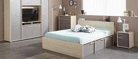 Moderní ložnice od francouzského výrobce