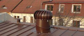 Správné odvětrání střechy má vliv na komfort bydlení