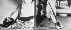 Značka Hoover slaví 110 let a představuje speciální edici vysavačů
