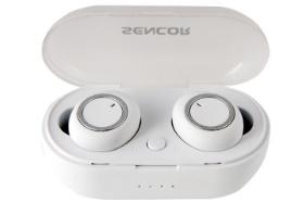 Soutěž o True Wireless sluchátka od značky SENCOR