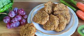 Pečeme chytře a zdravě: Sušenky z dužiny
