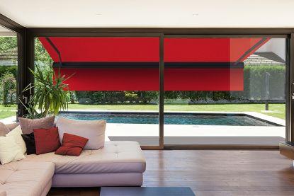 Screenové rolety a markýzy pro terasy, pergoly a zimní zahrady