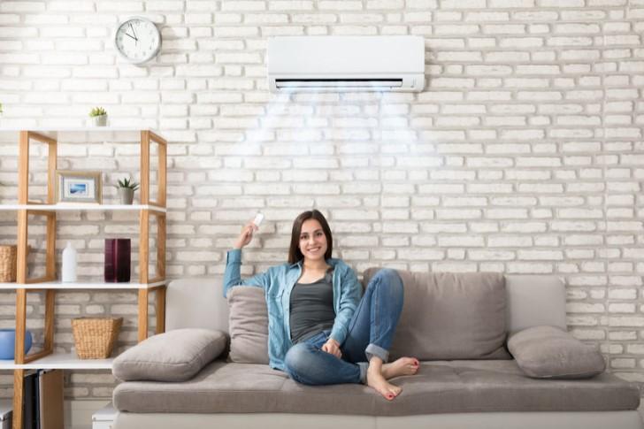 Zásadní rozdíl mezi klimatizací a rekuperací je v úpravě vzduchu