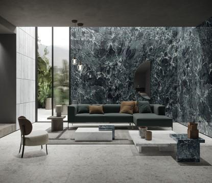 Velkoformátová dlažba: originální řešení pro každý interiér