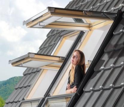 Výhody střešních oken FAKRO