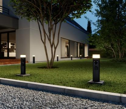Jak vybrat venkovní osvětlení?
