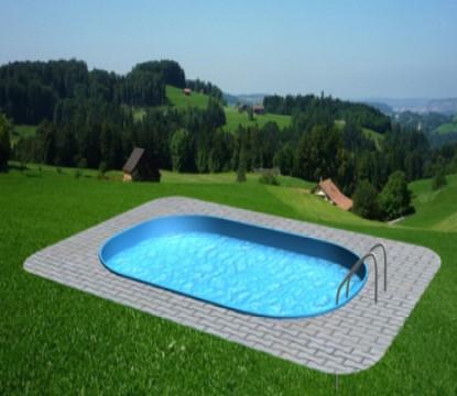 Plastové bazény se vyplatí plánovat dopředu. Stihněte jarní výhodnou akci!