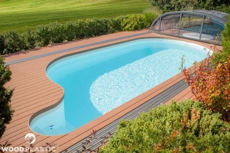Užijte si léto na nové kvalitní terase od české firmy WPC - WoodPlastic