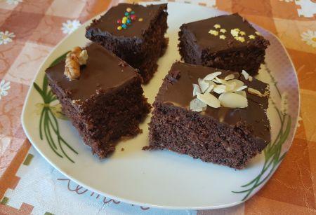 Cuketový zákusek chutně i zdravě