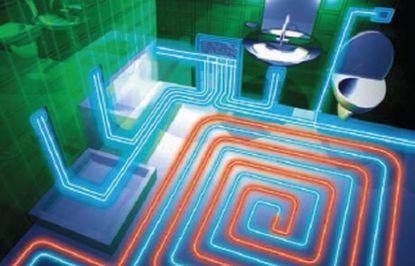 Ovládejte podlahové topení z mobilu