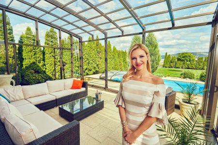 Alukov, český výrobce zastřešení bazénů a teras